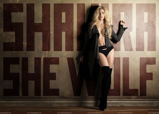 shakira_she_wolf_promo_poster