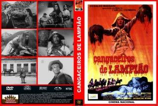 CANGACEIROS DE LAMPIÃO - CINEMA NACIONAL
