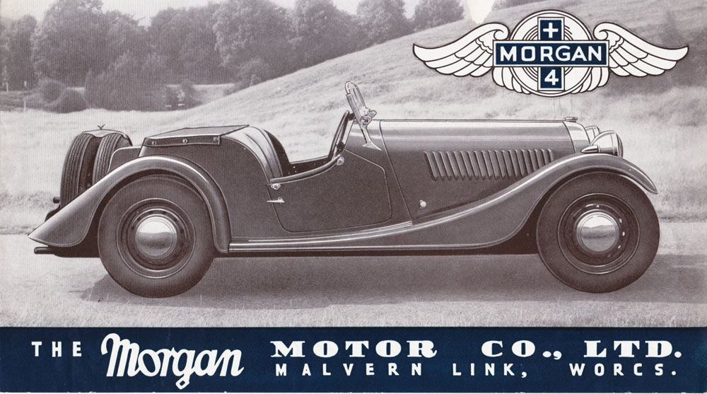 morgan motors uk