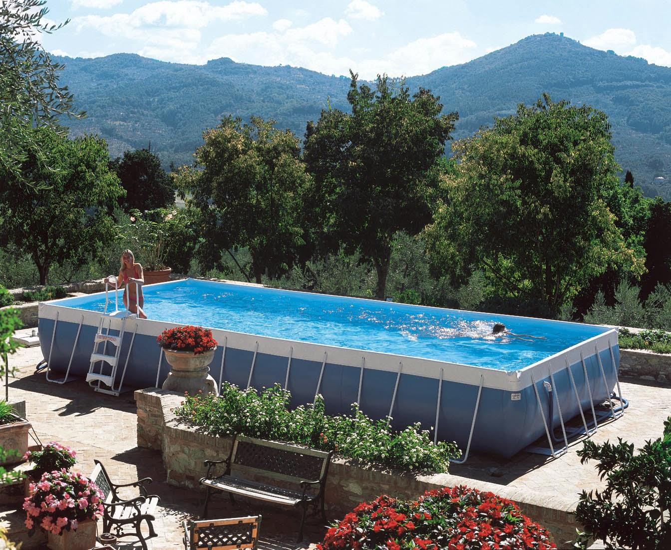Dicono di lei piscine laghetto classic piscine for Piscine miglior prezzo
