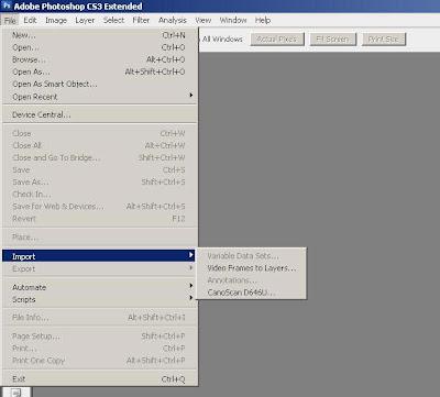 harga scanner CanoScan D646u ex