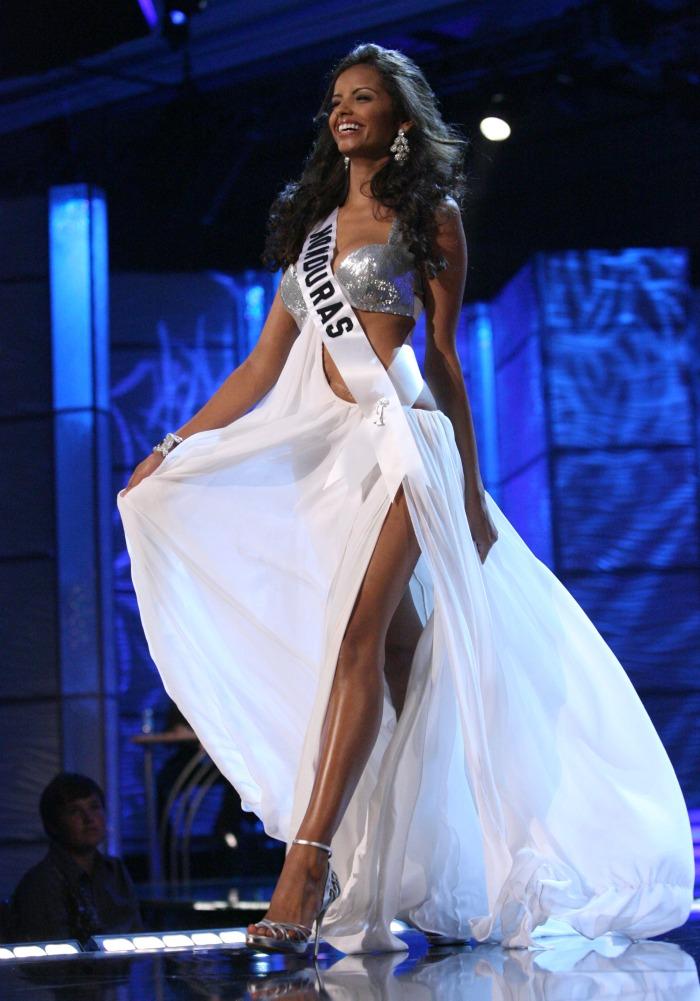 Belgica Suarez Honduras a ex Miss Honduras b Lgica