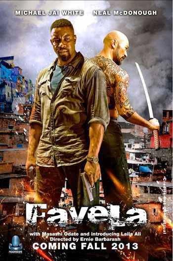 Favela Legendado