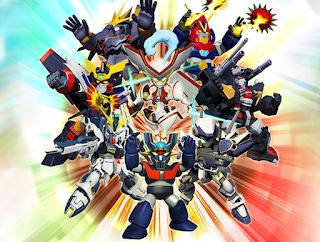 超級機器人大戰X-Ω Apk