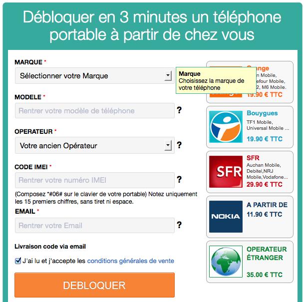 Test pour vous le cobaye conso test comment debloquer mon - Vente privee numero telephone ...