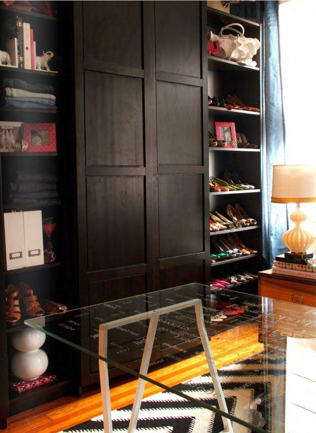 Bromeliad closet of dreams and ikea hacks fashion and home decor diy and i - Ikea pax inspiration ...