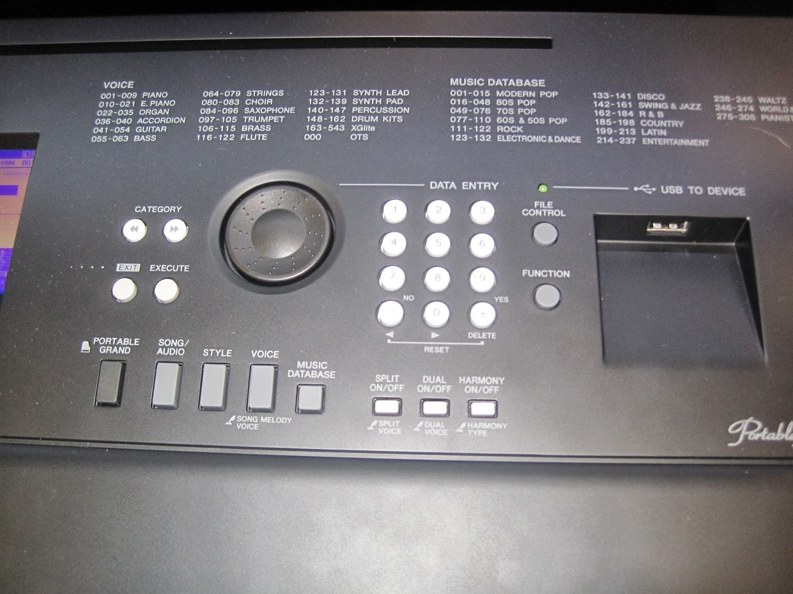 Small Sound System For Yamaha Dgx