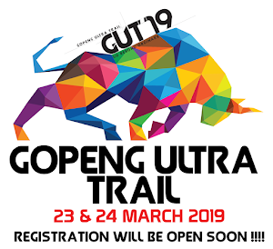 Gopeng Ultra Trail 2019 - 23~24 March 2019