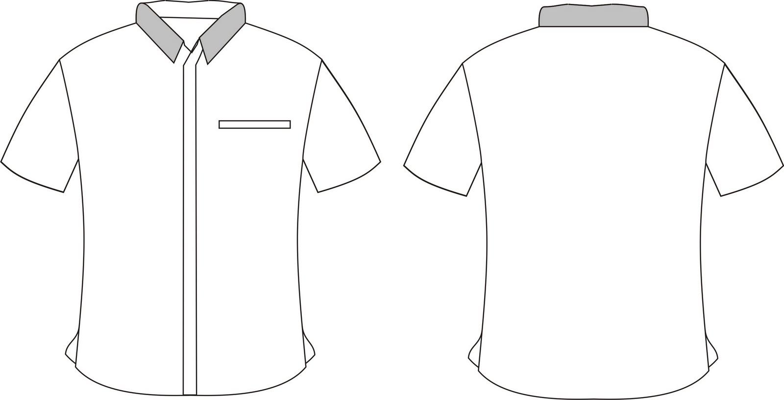 Juga sekalian saya mau pamer beberapa desain kemeja yang sudah saya ...
