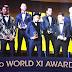 The 2015 Fifa Ballon D'or full list of awards...see the Main man