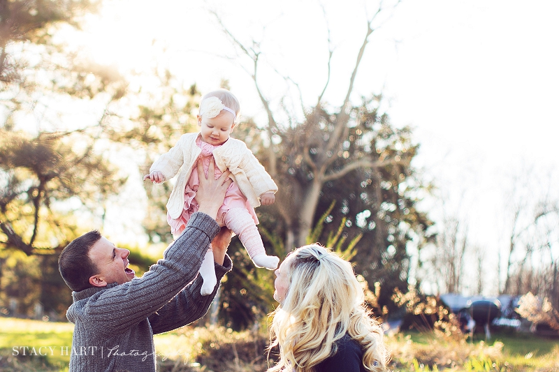 Copyright Stacy Hart Photography - Virginia Family Photographer