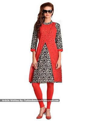 Indian Printed/Embroidered Autumn-Winter Dresses