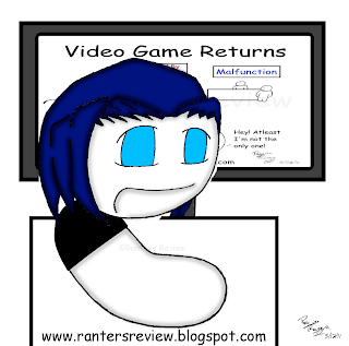 Video Game Returns