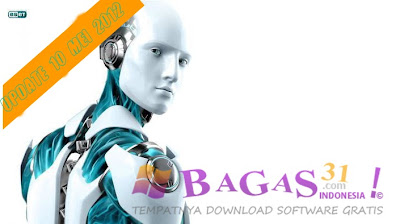New Update Key ESET Antivirus 10 Mei 2012 1