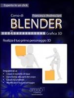 Corso di Blender - Lezione 4 - eBook