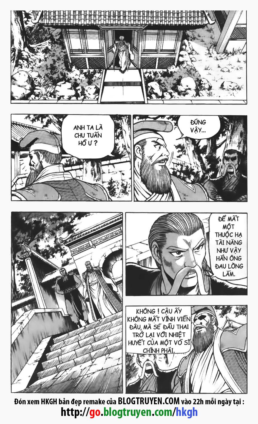 Hiệp Khách Giang Hồ - Hiệp Khách Giang Hồ Chap 112 - Pic 2