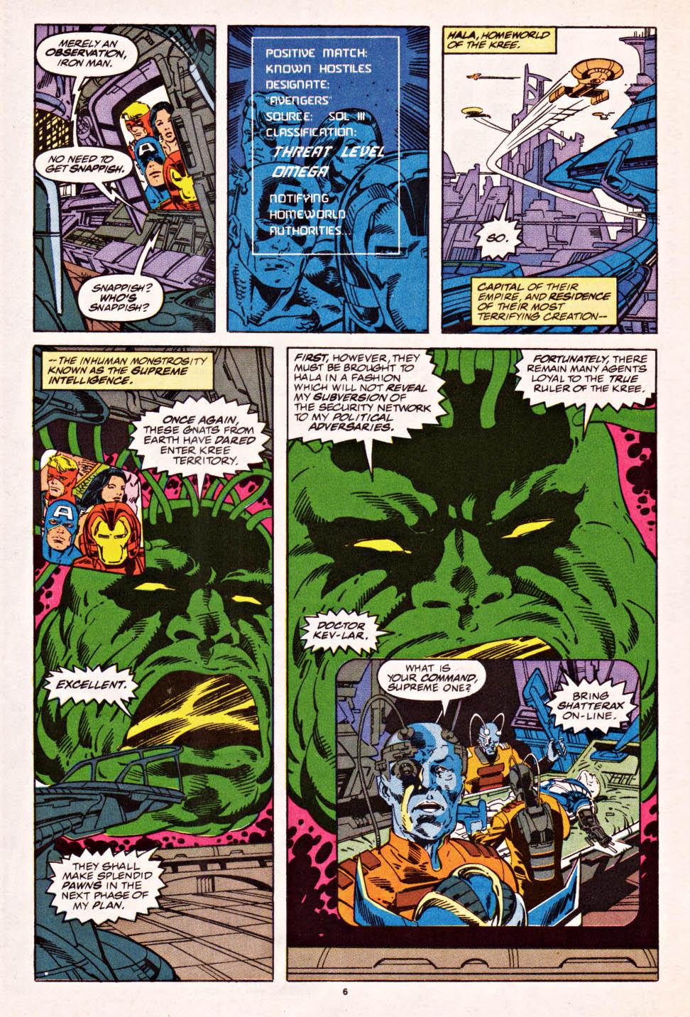 Captain America (1968) Issue #398f #336 - English 6