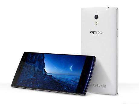 Il design del nuovo smartphone android cinese Oppo Find 7