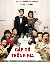 Gặp Gỡ Thông Gia - Meet The-In-Laws | Clash of the Families | 위험한 상견례