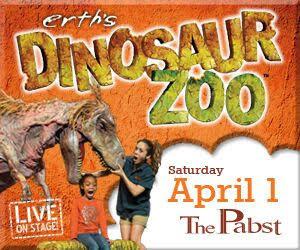 Dinosaur Zoo Live On Stage