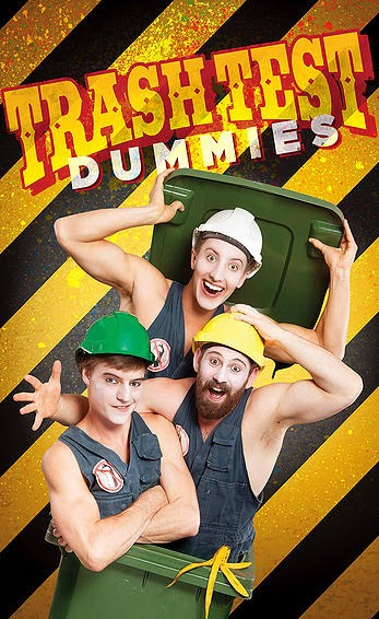 adelaide fringe - trash test dummies