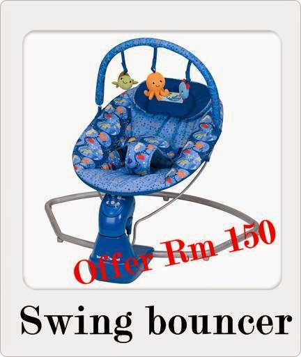 Offer - Swing Bouncer