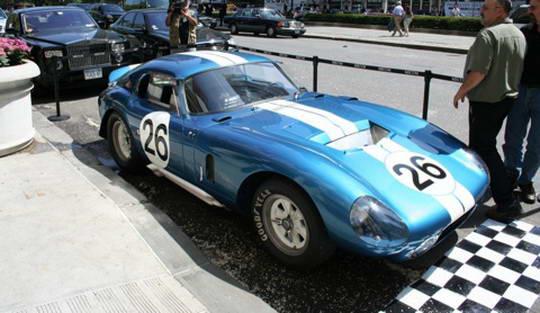 shelby cobra coupe main Sejarah Mobil Balap Paling Legendaris Sepanjang Masa