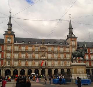 Plaza Mayor de Madrid - Casa de la Panadería