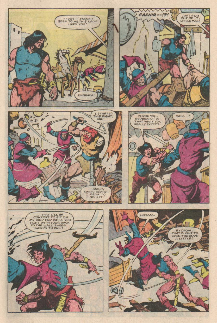 Conan the Barbarian (1970) Issue #166 #178 - English 4