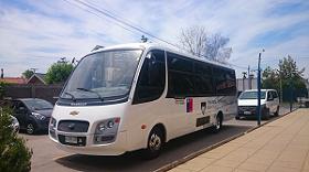 Nuevo Bus del Establecimiento