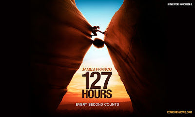 127 Hours - Poster
