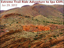 Spa Cliffs Extreme Trail Adventure