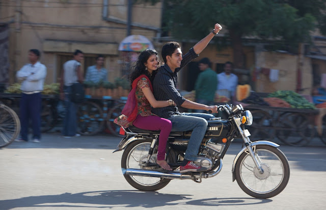 The Best Exotic Marigold Hotel,romantic movie,comedy drama