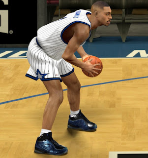 NBA 2K13 Nike Air Half Cent Lil Penny Screenshot