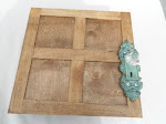 Wooden Wedding Photo Guest Book