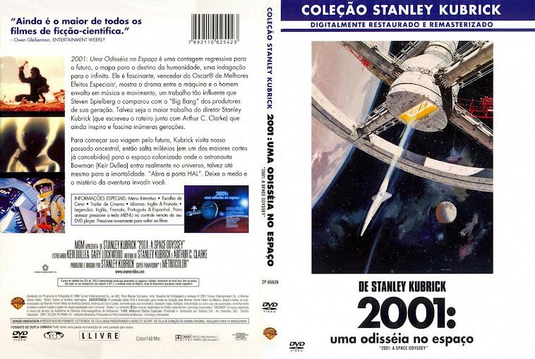 2001 UMA ODISSÉIA NO ESPAÇO