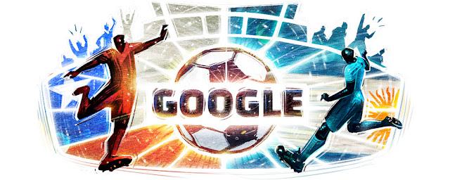 Copa América 2015 - Finals: Google Doodle
