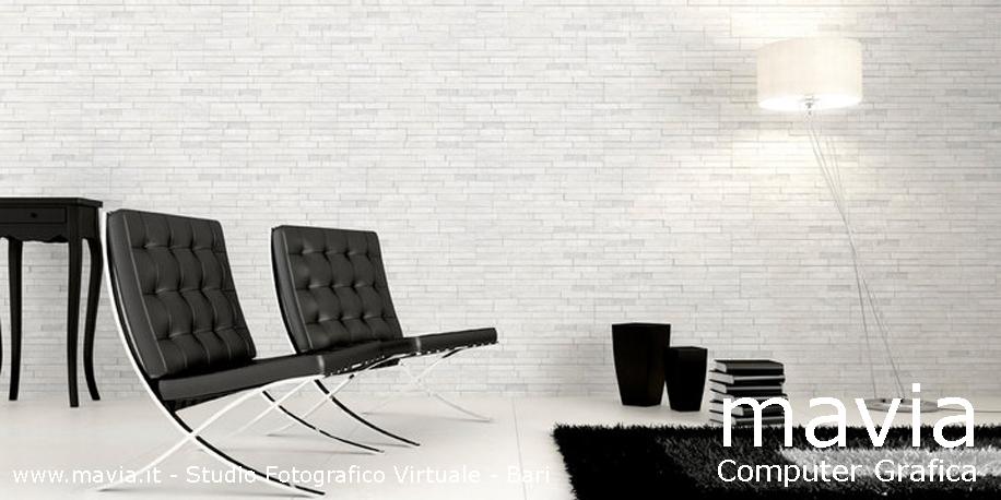 Pavimento Soggiorno Moderno : Soggiorno con pavimento grigio moderno ...