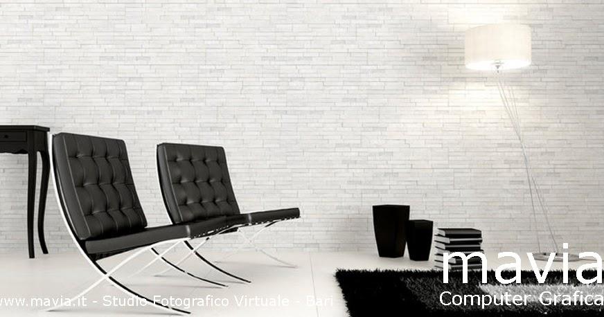 Arredamento di interni interni 3d rendering parete for Modelli 3d arredamento