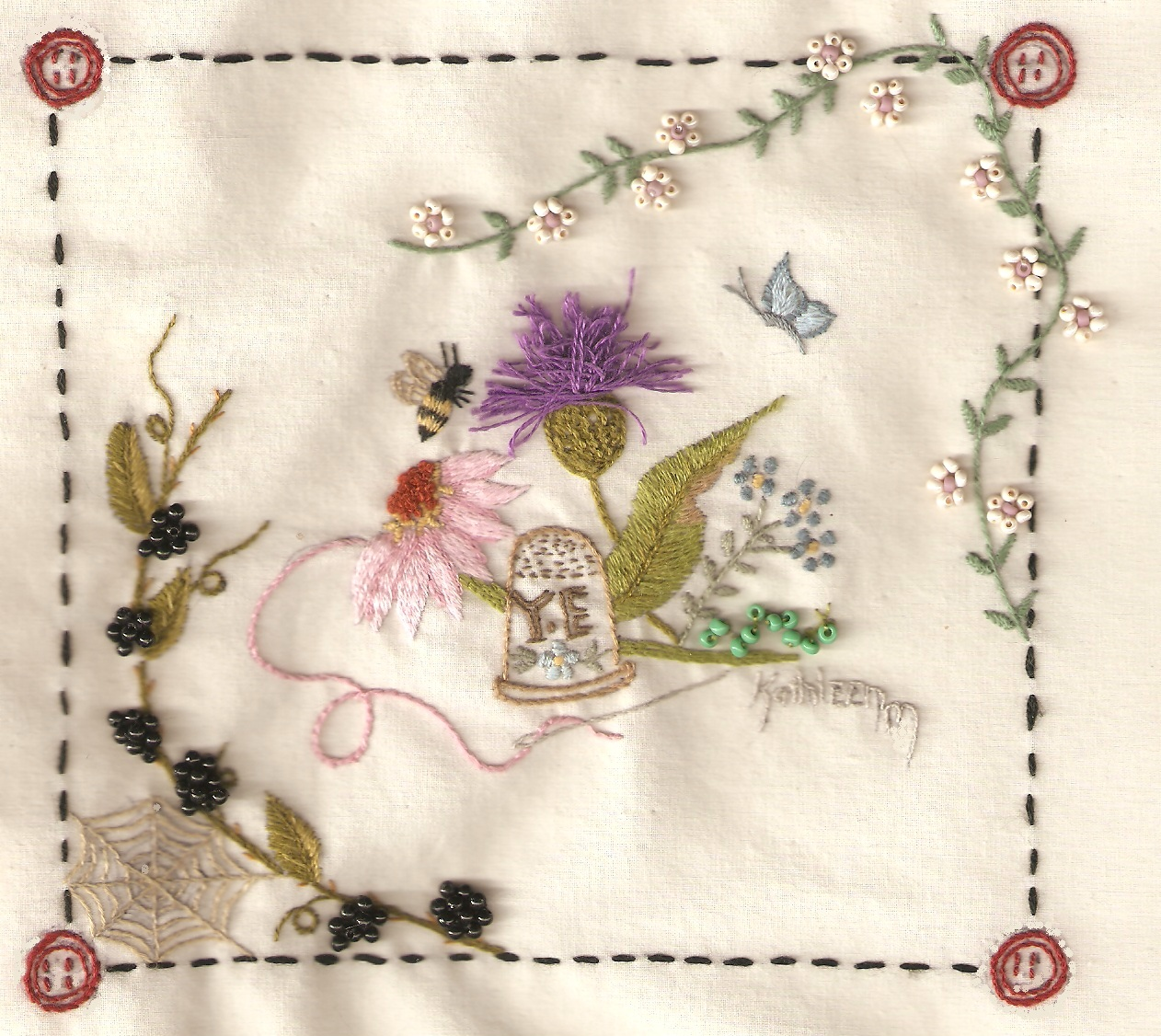My Handmades Blog