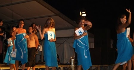 Kontes Miss Bugil di Indiana, Amerika Serikat | Gembala