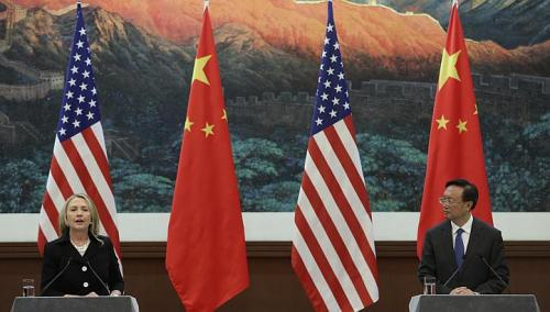 More Americans see China as biggest threat to US