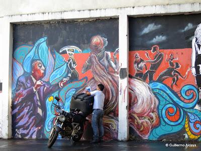 Dois de Dezembro Street, Catete, Rio de Janeiro, Brazil.