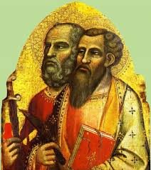 The Feast of Sts. Simon and Jude