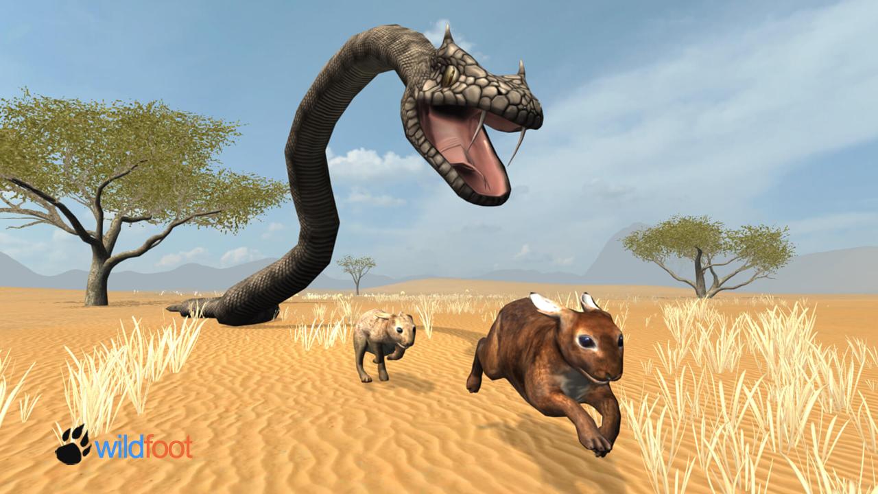 Snake Chase Simulator v1.0 [Link Direto]