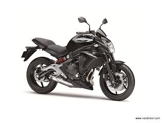 Kawasaki ER6n 2013