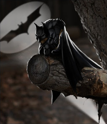Batman ardilla (Batman squirrel) (Batsquirrel)