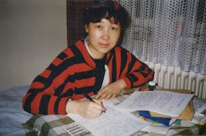 1986.3至5月, 住在波恩市的一家旅馆中。出国是为了写一本不被删改的,能畅所欲言的书。