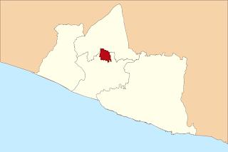 Peta Wilayah Kota Yogyakarta