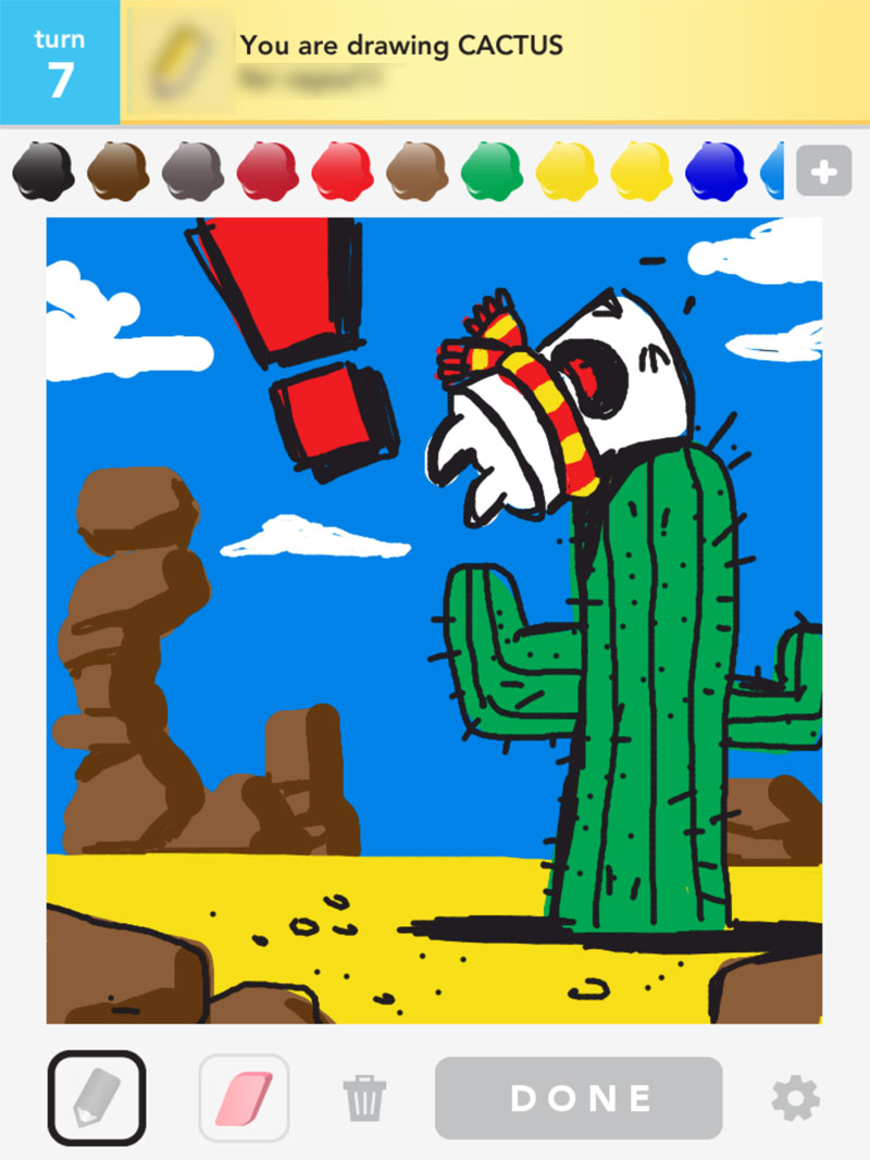 Bruyn The Art Of Craig Bruyn Draw Something Marshies Of The Day 04